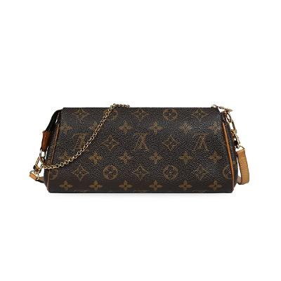 monogram eva clutch 2